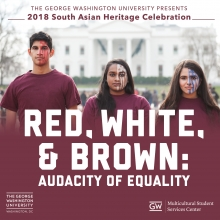 2018 South Asian Heritage Celebration