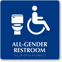 Gender Inclusive Bathrooms