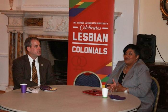 Dr. DeRionne Pollard, President Montgomery College