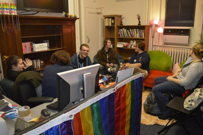 LGBTQIA+ Resource Center's annual Open House