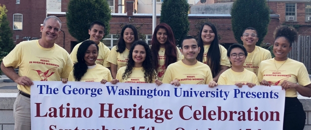 2018 Latinx Heritage Celebration