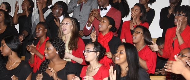 The Voice Gospel Choir