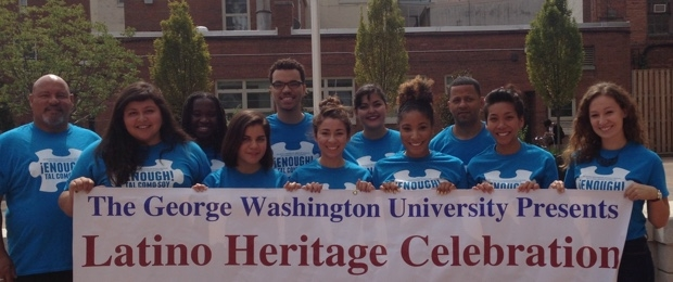 GW Latino Heritage Celebration