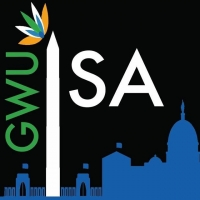 GW Indian Students' Association logo