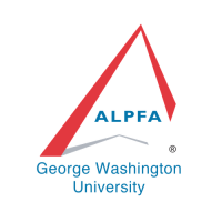 ALPFA GW (Association of Latino Professionals for America) logo