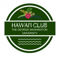 GW Hawaii Club logo