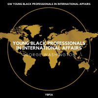 Young Black Professionals in International Affairs logo