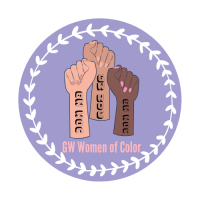 GW Women of Color logo