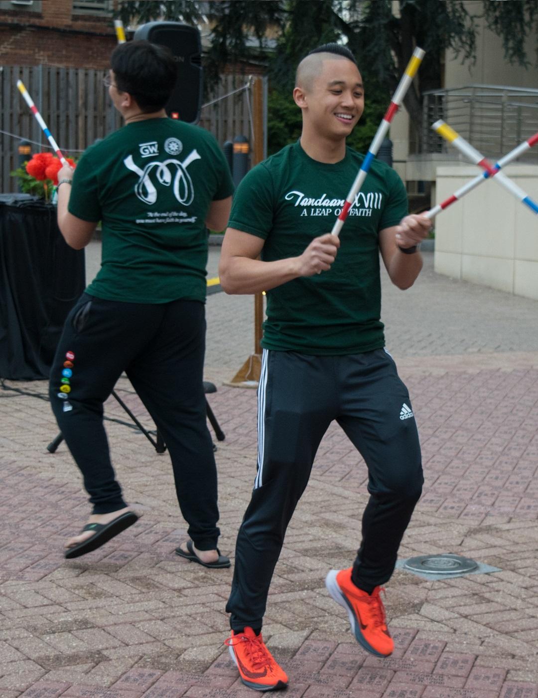 Student dancers at APIHC 2018