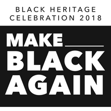Black Heritage Celebration 2018