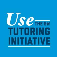 Use the GW Tutoring Initiative